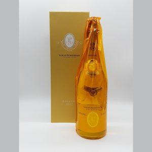 Champagnes millésimés