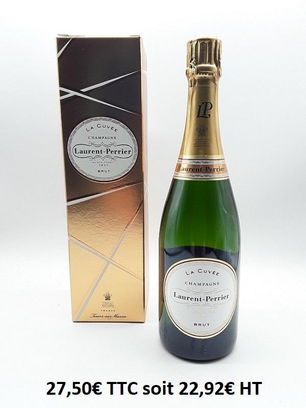Champagne Laurent-Perrier Brut La Cuvée
